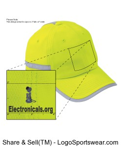 Electronicals Safety Cap Design Zoom